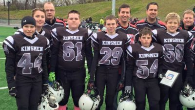 Kinsmen Tackle Football League